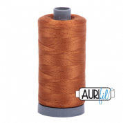 Aurifil 28 Cotton Thread - 2155 (Brown)